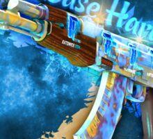 AK-47 | Case Hardened  Sticker