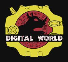 Digital World by AniMayhem