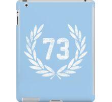 73 (aged look) iPad Case/Skin