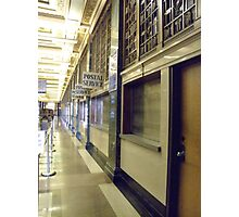 Post Office -- Fort Worth, Texas Photographic Print
