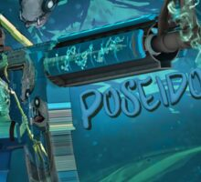 M4A4 | Poseidon Sticker