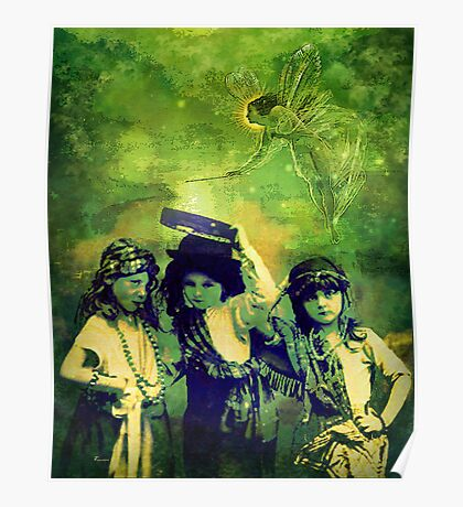TRAVELLERS~GYPSY Poster