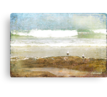 Endless summer ... Canvas Print