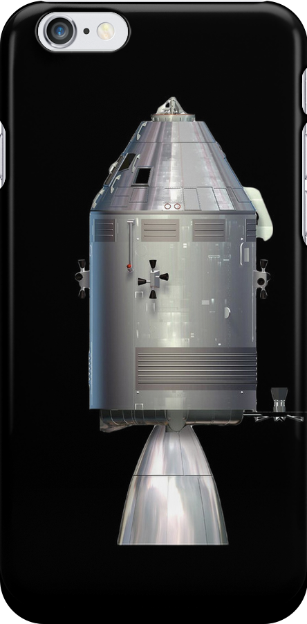 Apollo CSM by zoidberg69