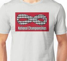 Alabama Infinity National Championships Crimson back Unisex T-Shirt