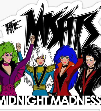 Midnight Madness Sticker