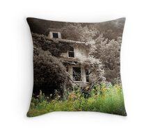 The Lillies Still Bloom Throw Pillow