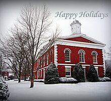 Happy Holidays by Susan S. Kline
