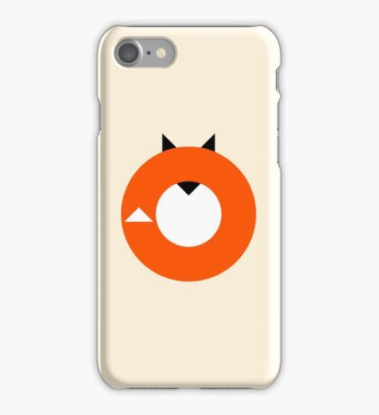 A Most Minimalist Fox iPhone Case/Skin