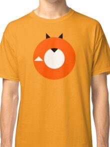 A Most Minimalist Fox Classic T-Shirt