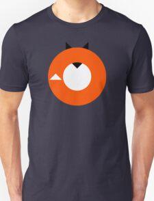 A Most Minimalist Fox Unisex T-Shirt