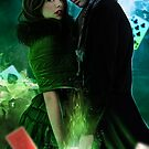 The Magician's Lover by Adara Rosalie