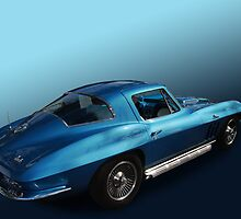 66 Vette 427 by WildBillPho