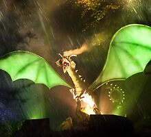 Enchanted Dragon by fraser68