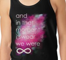 the perks of being a wallflower Tank Top