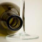 Wine Bottle by BlinkImages