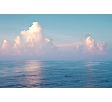 Sky and Ocean Photographic Print