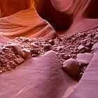 Canyon rocks by Bryan  Keil