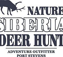 Siberia Deer Hunt by Port-Stevens