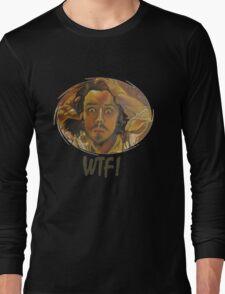 The Desperate Man WTF! Long Sleeve T-Shirt