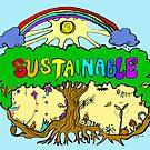 Sustainable by Tatiana  Gill