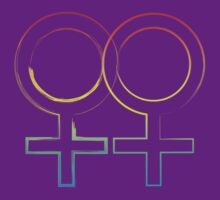 lesbian symbols by chromatosis