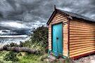 Rusty Ol' Box by Shari Mattox