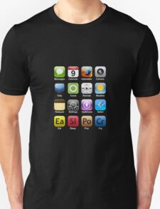 iPhone Apps for Babies T-Shirt
