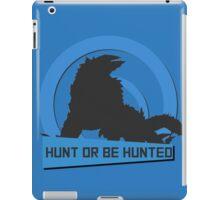 Monster Hunter - Hunt or be Hunted (Zinogre) iPad Case/Skin