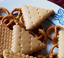 Biscuits & pretzels by MOFS