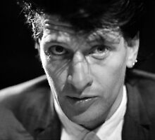 Herman Brood in the eighties by Esmé Lammers