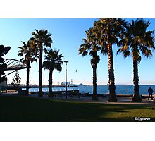 Eastern Beach Geelong Photographic Print