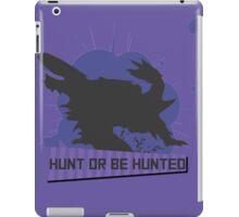 Monster Hunter - Hunt or be Hunted (Brachydios) iPad Case/Skin