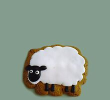 sheep by Laura Bruni
