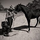 Cowgirl!  by Anna Ryan