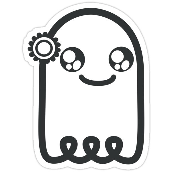 Gulliver the Ghost (black) by GhostReview