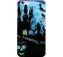 Haunted Halloween Castle 3 iPhone Case/Skin