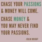 Chase Passions by Colin Wright