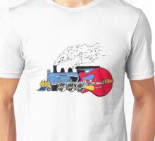 'Train is a Strummin' Unisex T-Shirt