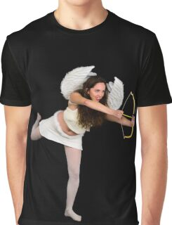 Cupid (Greek Eros) the god of desire Graphic T-Shirt