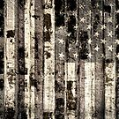 Old American Flag by Nhan Ngo