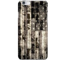 Old American Flag iPhone Case/Skin