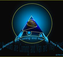 The Illuminati Are Coming and Man Are They Pissed! by Paul Ewing