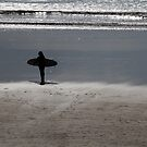 Angel of the West On the Beach by Steiner62