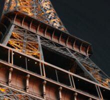 Eiffel Tower moon Sticker