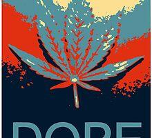 Dope Obama Hope Style by muli84