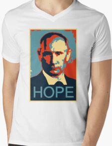 Putin Hope Style Mens V-Neck T-Shirt