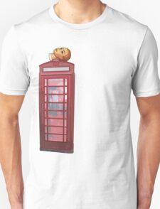 head on the phone T-Shirt