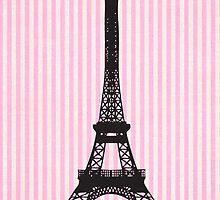 Eiffel Tower: Paris, France by debbiesf