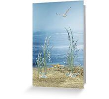 Seashore Serenity Greeting Card